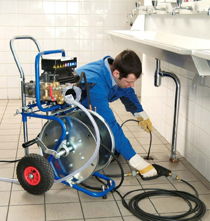 очистка канализации в Апрелевке 1