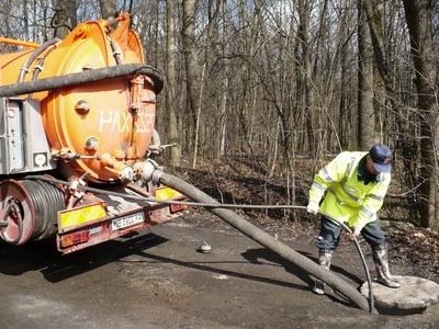 прочистка канализации в Дедовске