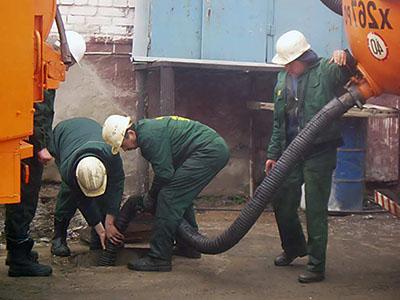 аварийная Прочистка канализации в Дедовске