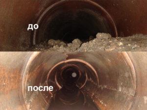 аварийная прочистка канализации во Власихе