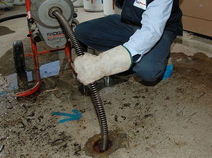 аварийная прочистка канализации в Подольске