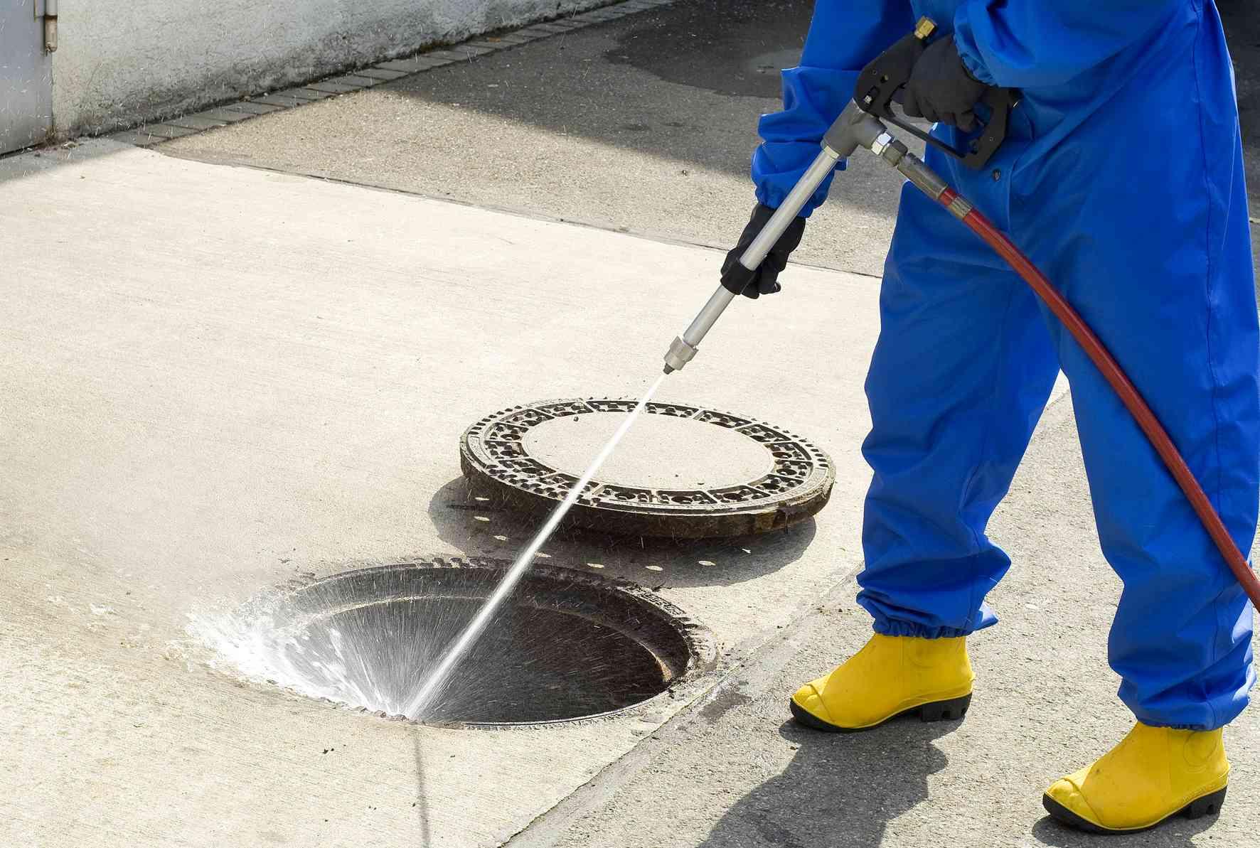 Прочистка канализации в Раменском