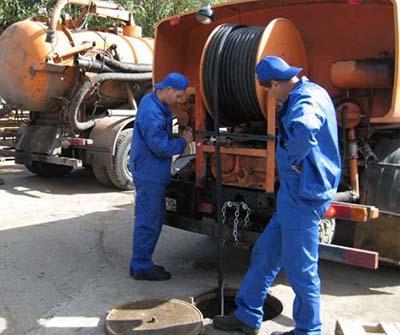 Прочистка канализации в Щелково